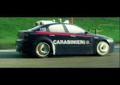Costruisci l'Alfa Romeo dei Carabinieri – intro