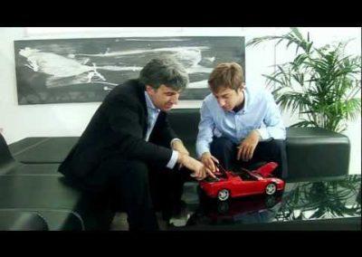 Costruisci la Ferrari F430 – presentazione