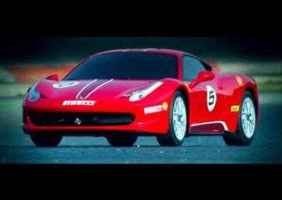 Ferrari 458 – introduzione
