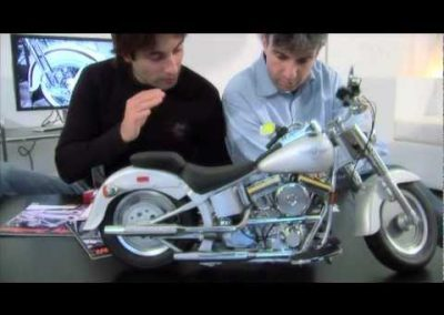 "Harley Davidson ""Fat Boy"" – presentazione"