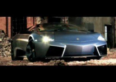 Lamborghini Reventon – introduzione